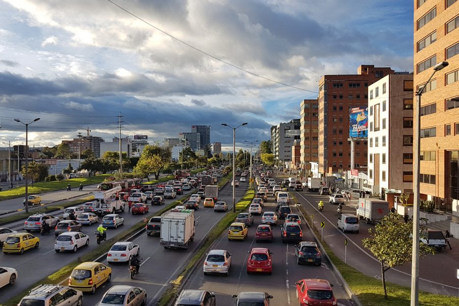GAA Bogota Kolumbien